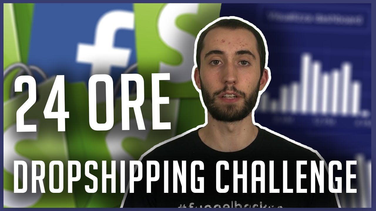 24 ORE DROPSHIPPING CHALLENGE 🔥 FACEBOOK ADS (RIVELO TUTTO)