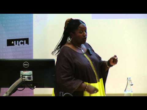 UCL-Lancet Lecture 2013: Dr Agnes Binagwaho - Charity does not rhyme with development