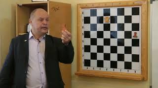 Урок по шахматам № 4. Ценность шахматных фигур.