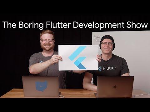 Networking and FutureBuilder- The Boring Flutter Development Show, Ep. 3