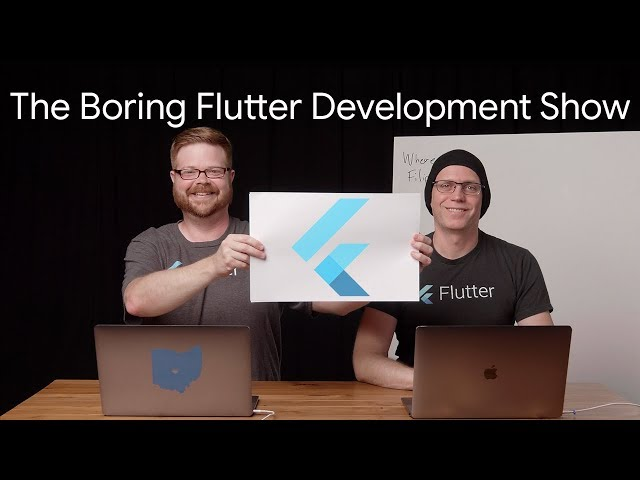 Networking and FutureBuilder (The Boring Flutter Development Show, Ep. 3)