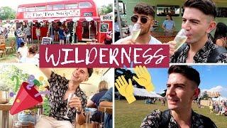 WILDERNESS FESTIVAL FUN 2019 | MR CARRINGTON