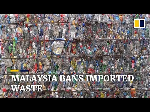 Malaysia shuts its door on waste imports