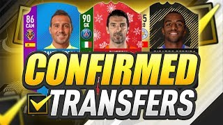 NEW CONFIRMED TRANSFERS!!