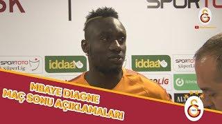 Mbaye Diagne'nin İM Kayserispor Karşılaşması Ardından Yaptığı Açıklamalar
