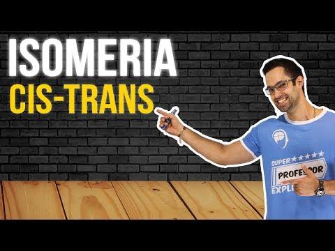 Isomeria Geométrica Cis-Trans - Química - Aula 02/04