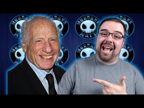 Mel Brooks calls out Political Correctness as the death of Comedy