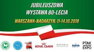 Jubileuszowa Wystawa 80-lecia - finały 2-go dnia.