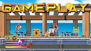 Super ComboMan: Smash Edition Gameplay PC ( 1080p 60fps )