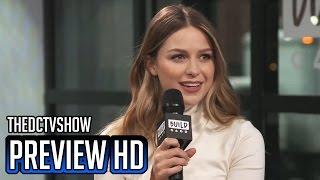 Supergirl Musical Crossover Melissa Benoist Interview