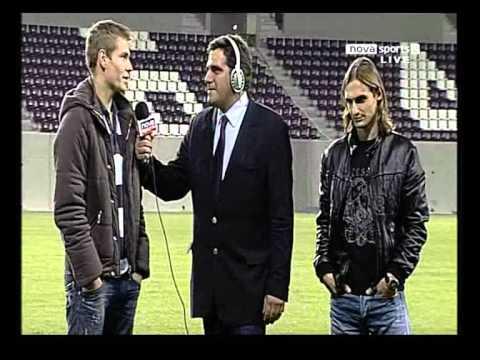 AEL FC Arena (Παρουσίαση) Superleague experts 22-11-2010 (Novasports)