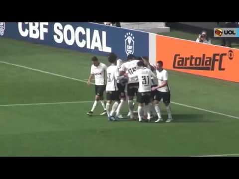 Melhores Momentos ,Corinthians 3 x 0 Ponte Preta, Campeonato Brasileirão 26 05 2016