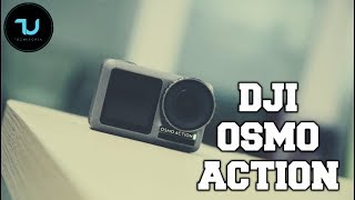 DJI Osmo Action 4K Camera test 60 FPS Video Review!