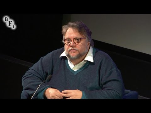 BFI Screen Talk: Guillermo del Toro | BFI London Film Festival 2017