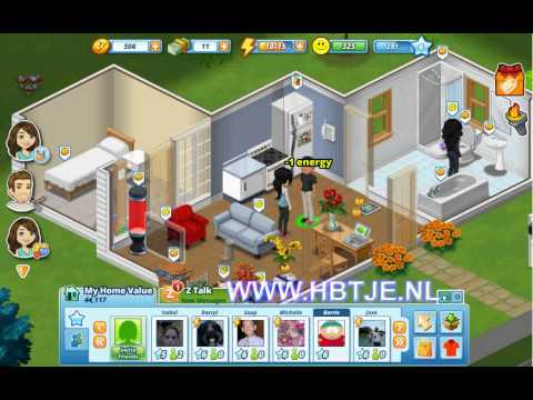 building house games the ville gameplay 11469