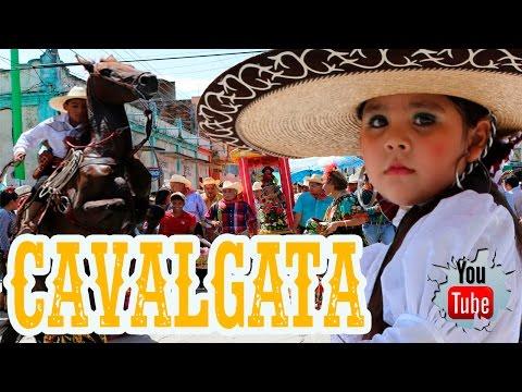 Cabalgata  - santiago apostol pijijiapan chiapas  mexico