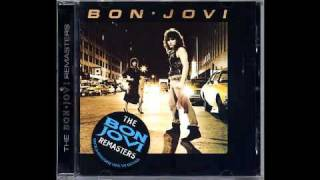Bon Jovi - Burning for love & lyrics