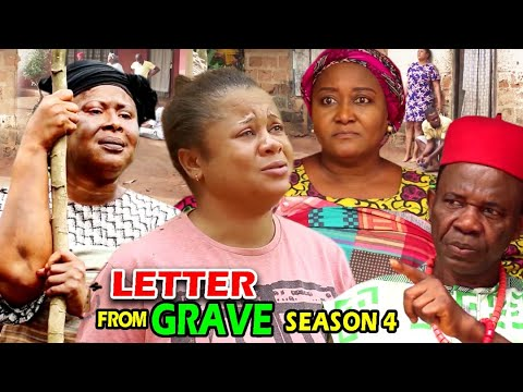 Download LETTER FROM THE GRAVE SEASON 4 - (New Movie)  2021 Latest Nigerian Nollywood Movie Full HD