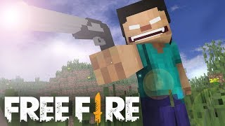 Monster School : Free Fire PART 2 Baldi's Granny Grandpa Slenderman Slendrina - Minecraft Animation