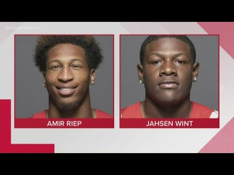 Ohio State Football Players Amir Riep, Jahsen Wint Jailed On Rape ...