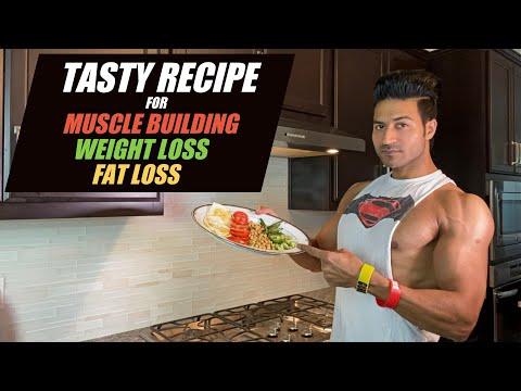 Tasty Recipe for Lean Muscle Gain / Fat Loss / Weight Loss by Guru Mann