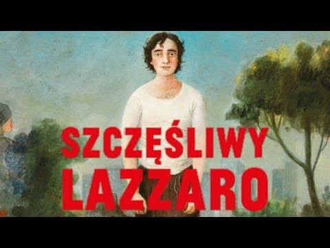Szczęśliwy Lazzaro zwiastun PL