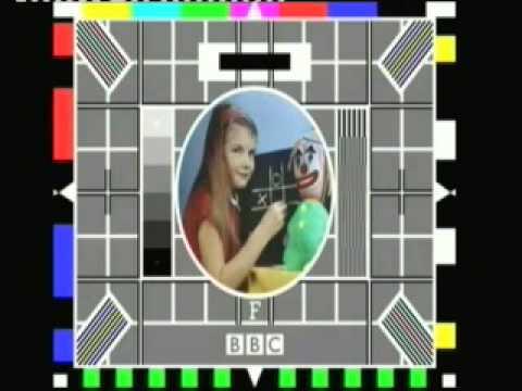 BBC Test card History