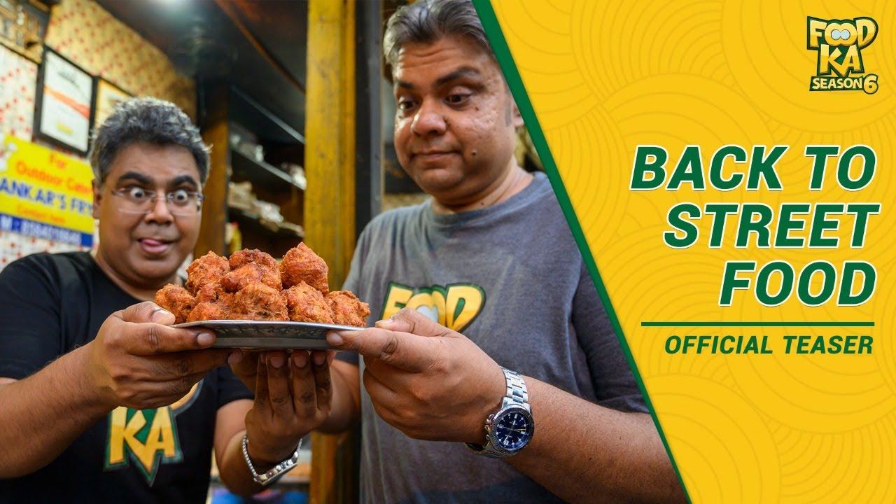 Back to Street Food with Foodka | Official Teaser | Season 6 | Episode 03 | Mir | Indrajit Lahiri