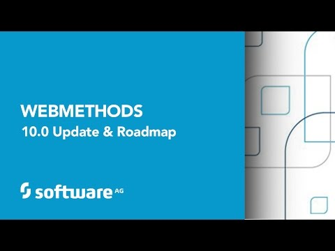 webMethods 10.0 Update & Roadmap