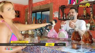 Tulum Mexico - Miami TV - Jenny Scordamaglia | Doovi