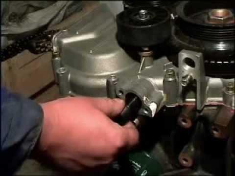и сборка двигателя ЗМЗ 406