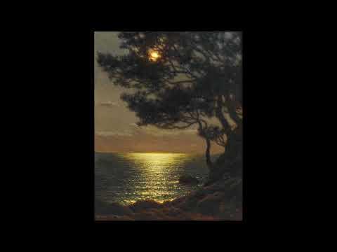 "Peter Katin plays Grieg ""Notturno"", Op. 54 No. 4"