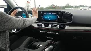 Test Drive in the 2020 Mercedes-Benz GLE350 4matic - Featuring MBUX and Hey Mercedes