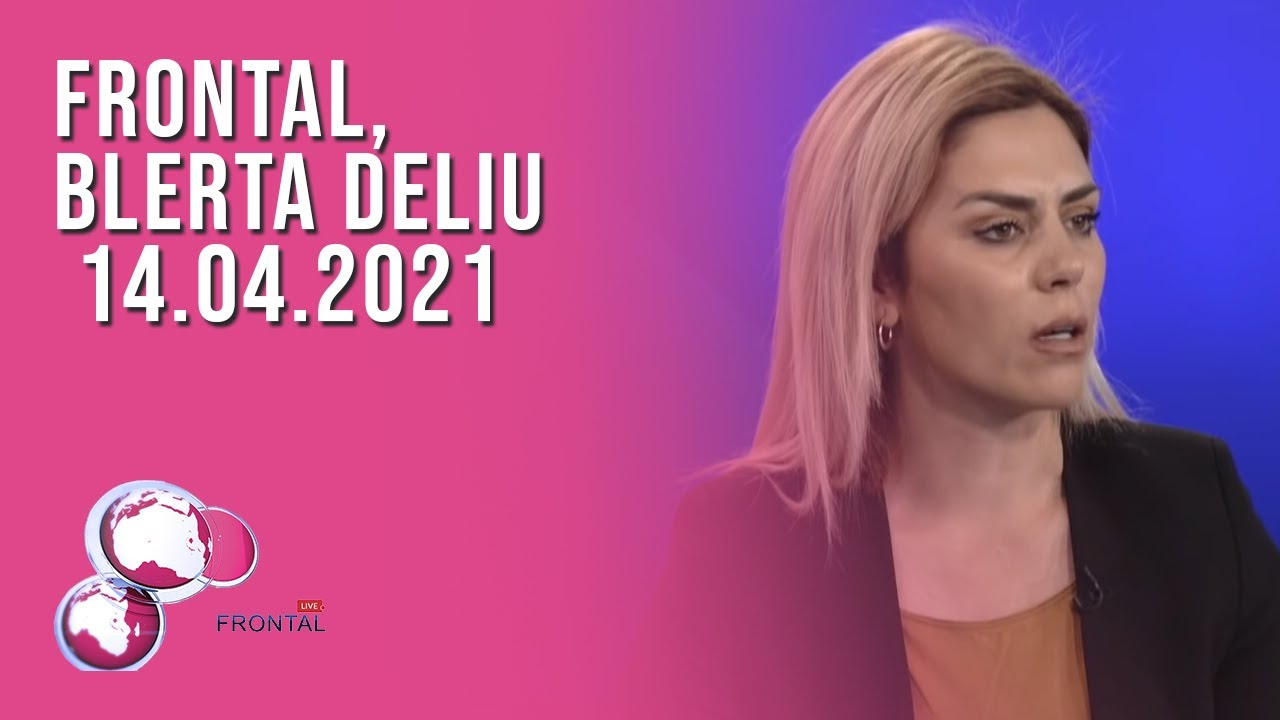 FRONTAL, Blerta Deliu - 14.04.2021