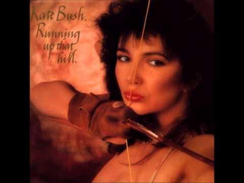 Kate Bush - Running Up That Hill (Lyrics On Screen)