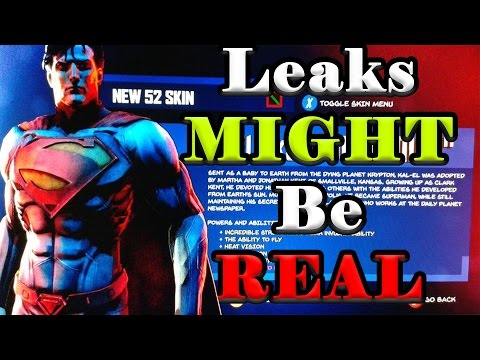 New SUPERMAN Game Leak MIGHT Be Real!