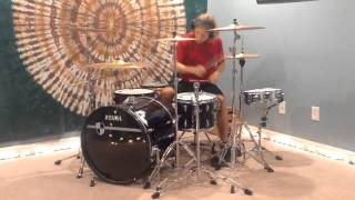 The Perfect Drug-Drum Cover