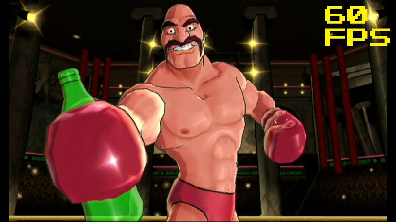 10 60 fps soda popinski contender punch out wii for What is a punch out list
