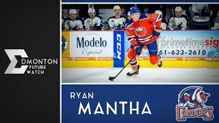 Ryan Mantha | Season Highlights | 2017/18