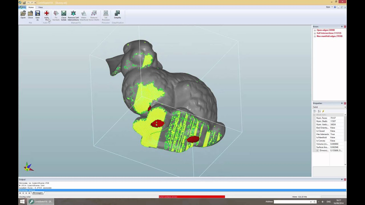 LimitState to Fixex 3DP Errors Quickly - 3D Printing Industry