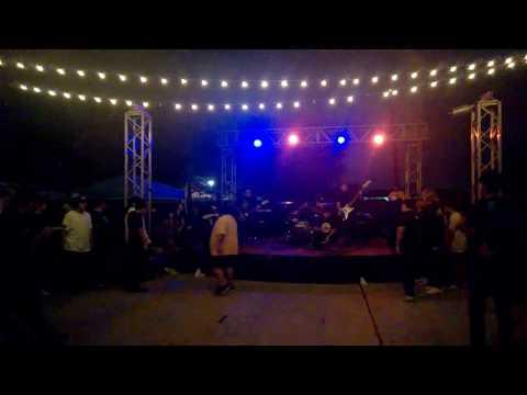 Worst Behavior Live at Yeberia Cultura 9/23/2017 McAllen Texas