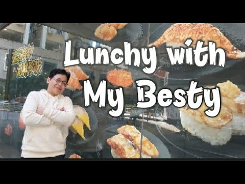 Download Lunchy with My Besty