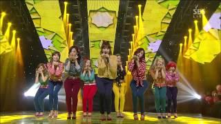 Gambar cover [YTMA 뮤직비디오상 수상] 소녀시대 (Girls' Generation) [Dancing Queen / I Got A Boy] @SBS Inkigayo 인기가요 20130106
