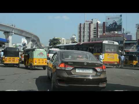 Secunderabad To Hyderabad Tour | Ola Ride at Secunderabad | Hyderabad Tour On Ola Car