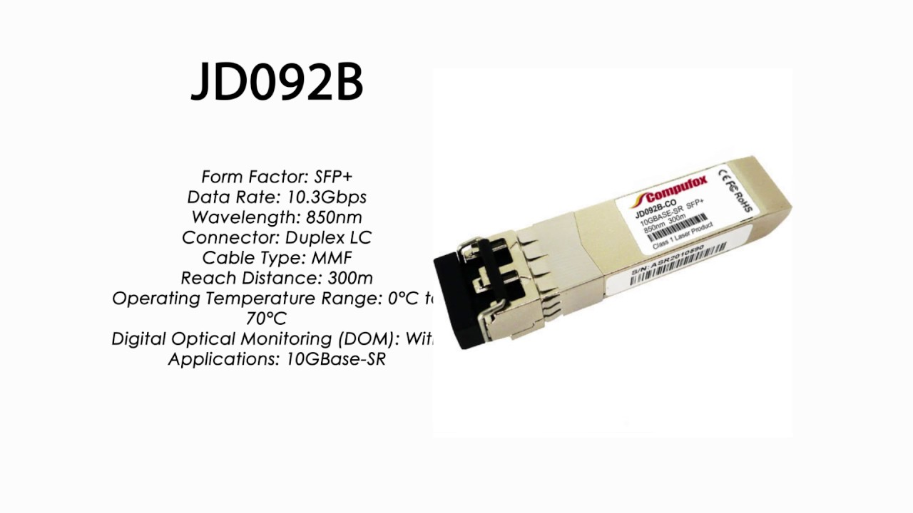 JD092B - HP Compatible