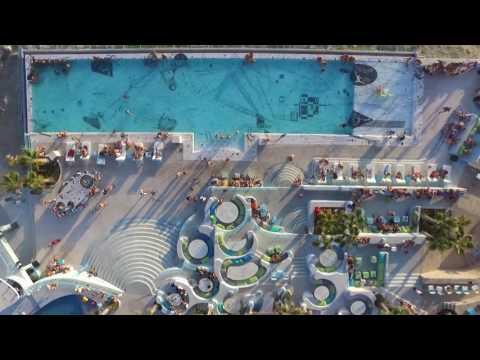 Pathos Lounge Bar and Restaurant Drone Shots 2016