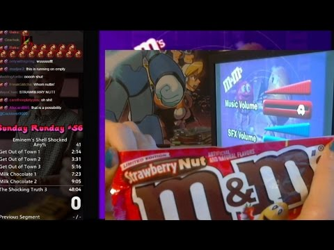 M&M'S STRAWBERRY NUT ~LIMITED EDITION~ FOOD REVIEW