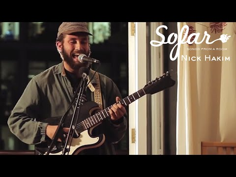Nick Hakim - The Green Twins | Sofar London