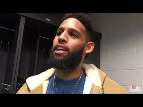 Allen Crabbe Shares How He Chooses His Gameday Kicks, Post Game Fashion & More   January 12, 2018