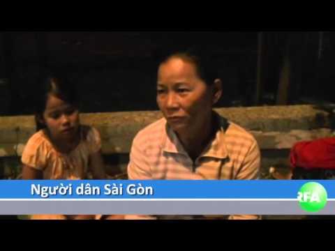 Không khí Tết ở Sài Gòn